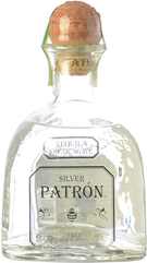 Patrón Silver 1L