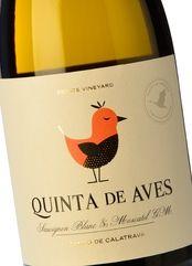 Quinta de Aves Sauvignon - Moscatel 2017