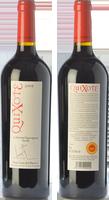 Quixote Cabernet Sauvignon - Syrah 2012