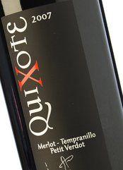 Quixote Merlot - Tempranillo - Petit Verdot 2009