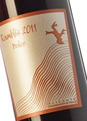 Ramblis Dulce 2011 (50 cl.)