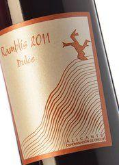 Ramblis Dulce 2011 (50 cl.)