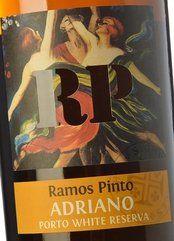 Ramos Pinto Adriano Porto White Reserva