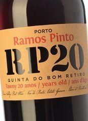 Ramos Pinto 20 Anos Quinta do Bom Retiro