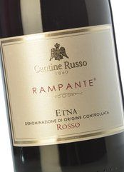 Cantine Russo Etna Rosso Rampante 2012