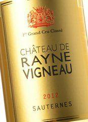 Château de Rayne Vigneau 2018 (PR)