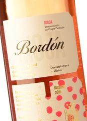 Rioja Bordón Rosado 2018