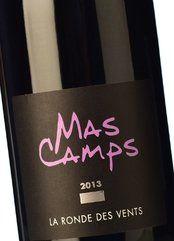 Mas Camps La Ronde des Vents 2013
