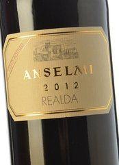 Anselmi Cabernet Sauvignon Realda 2012