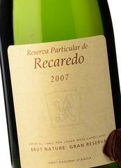 Recaredo Reserva Particular 2008