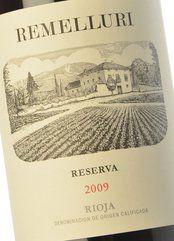 Remelluri Reserva 2009