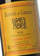 Remírez de Ganuza Reserva 2011