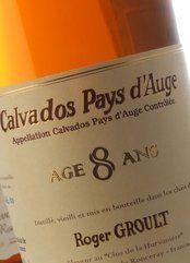 Roger Groult Vieux Calvados 8 Años
