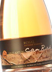 Can Rich Rosado Extra Brut 2012