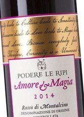 Le Ripi Rosso di Montalcino Amore e Magia 2014