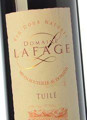 Domaine Lafage Rivesaltes Tuilé 2004