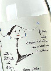 Donna Selvatica che Scavalica le Colline (bianca)