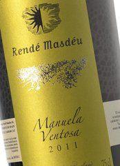 Rendé Masdéu Manuela Ventosa 2009
