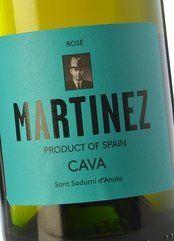 Cava Rimarts Martinez Brut Nature Rosé