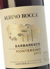 Albino Rocca Barbaresco Montersino 2013