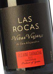Las Rocas de San Alejandro Viñas Viejas 2013