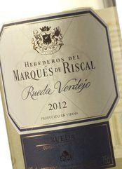 Marqués de Riscal Verdejo 2016