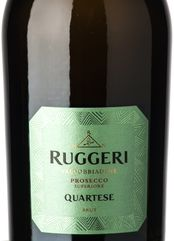 Ruggeri Prosecco Quartese Brut