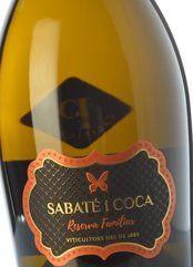 Sabaté i Coca Brut Reserva Familiar 2011