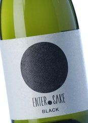 Enter Sake Black Dot Sake (72cl)