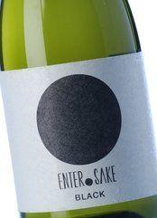 Enter Sake Black Dot Sake (72cl)