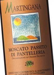 Murana Passito Pantelleria Martingana 2008 (0.5 l)