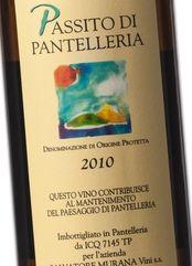 Murana Passito di Pantelleria 2010 (37.5 cl)