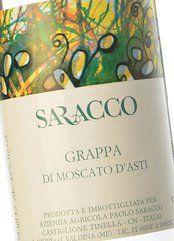 Saracco Grappa di Moscato d'Asti