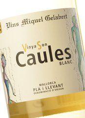 Vinya Son Caules Blanc 2017