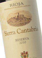 Sierra Cantabria Reserva 2012
