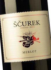 Scurek Merlot 2015
