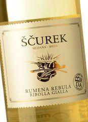 Scurek Rumena Rebula 2017