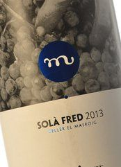 Solà Fred Negre 2014