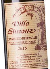 Villa Simone Frascati Cannellino 2015 (37.5 cl)