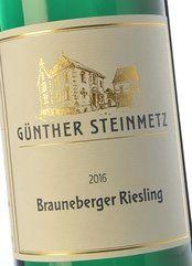 Steinmetz Brauneberger Riesling 2018
