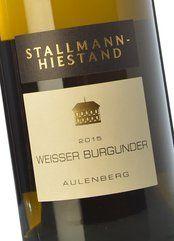 Stallmann-Hiestand Weisser Burg. Aulenberg 2015