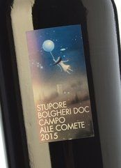 Campo alle Comete Bolgheri Rosso Stupore 2015