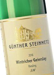 Steinmetz Wintricher Geierslay GW 2016
