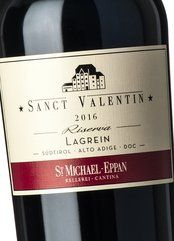 St. Michael-Eppan Lagrein Ris. St. Valentin 2016