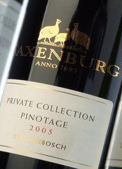 Saxenburg PC Pinotage 2013