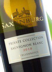 Saxenburg PC Sauvignon Blanc 2014