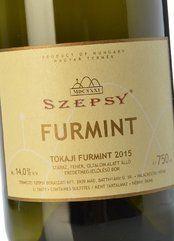 Szepsy Furmint 2015
