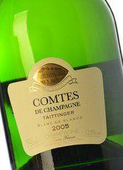 Taittinger Comtes de Champagne Blanc Blancs 2006