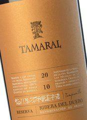 Tamaral Reserva 2012