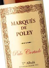 Toro Albalá Marqués Poley Palo Cortado (50cl)